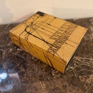 Decorative Trinket Book Box